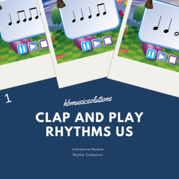 Clap And Play Rhythm Level 1 US Version