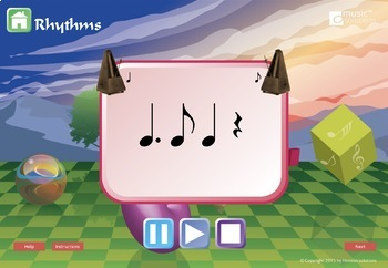 Clap And Play Rhythm Level 3 Distance Learning Digital Music Activity