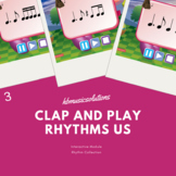 Clap And Play Rhythm Level 3 US Version