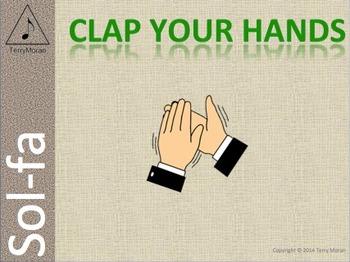 Clap Your Hands - Freebie