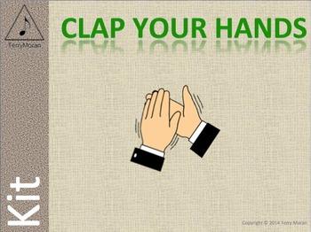 Clap Your Hands - Kit