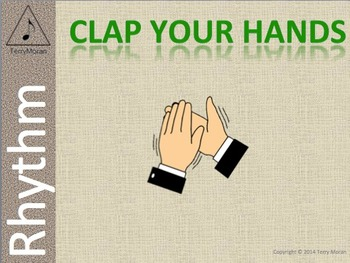 Clap Your Hands - Rhythm Pack
