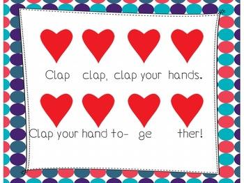 Clap Your Hands- Teaching Ta, Ti-ti, and Sol-La