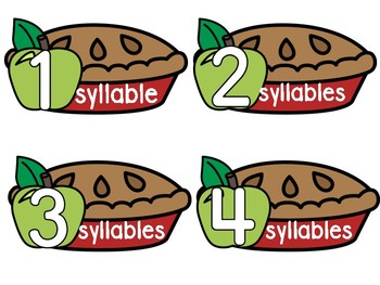 Clap and Count the Syllables