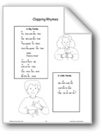 Clapping Rhymes