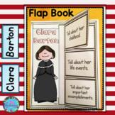 Clara Barton Writing