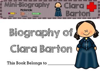 Clara Barton - Biography