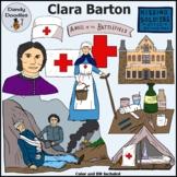 Clara Barton Clip Art