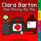 Clara Barton Close Reading Flip Flap