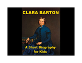 Clara Barton PowerPoint Presentation