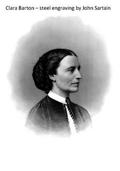 Clara Barton Word Search