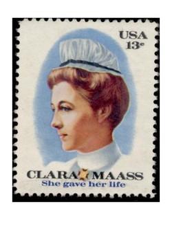 Clara Maass Handout