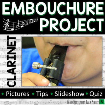 Clarinet Embouchure Project for Beginning Band