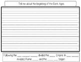 Claritas Cycle 2 Memory Work Handwriting Pages 28 Weeks