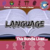 Clark Creative Language - ELA Skills - ALL OF IT + Free Do