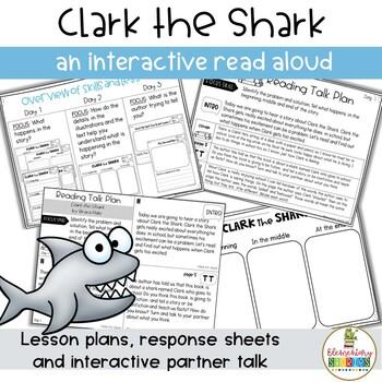 Clark the Shark Interactive Read Aloud