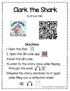 Clark the Shark Listening Center
