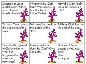 Clark the Shark; Speech and Language Companion Pack