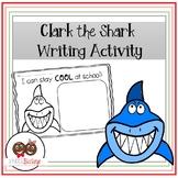 Clark the Shark Writing Activity