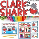 Clark the Shark Self-Control Activities Digital Distance L