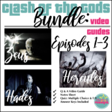Clash of the Gods Episodes 1-3 Bundle: Zeus, Hades, Hercul