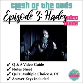 Clash of the Gods Episode 3: Hades - Video Guide