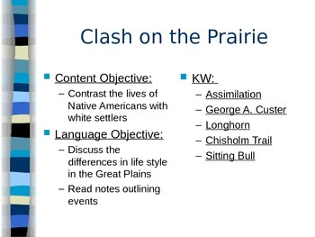 Clash on the Great Plains