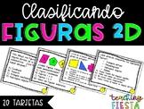 Clasificando Figuras 2D (Classifying 2D Figures SPANISH, T