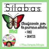 Silabas con M, P, S, L GRATIS