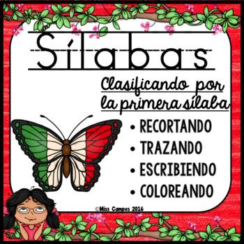 Clasificando Silabas