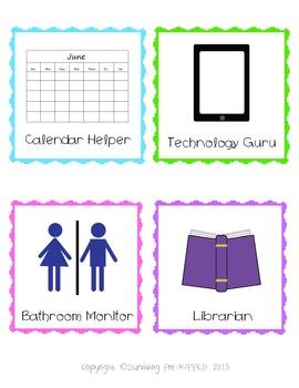 Classroom Management Bundle - Brights