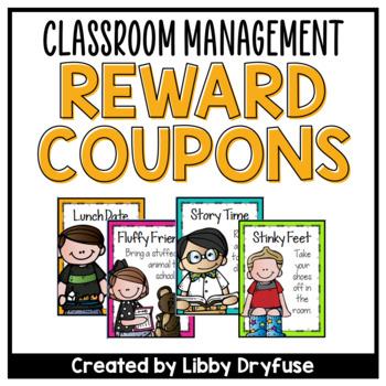Clasroom Reward Coupons