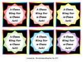 Class Act Ring Tags
