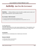 Class Activity - Are You My Customer