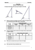 Class Activity Introduction to the trigonometric Ratios (Lite)