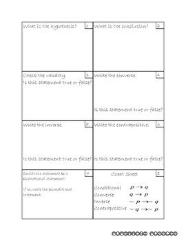Class Activity - Logic Statements - PP