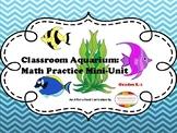 Class Aquarium:Math Practice Mini Unit