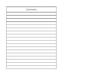 Class Assignment Recorder
