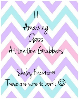 Class Attention Grabbers