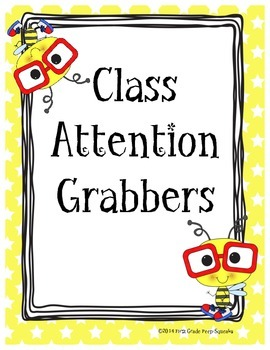 Class Attention Grabbers