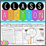 Class Auction Bundle