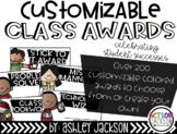 Class Awards