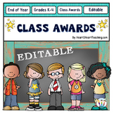 End of the Year Awards - Character Traits Awards