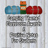 Class Awards and Positive Notes for Students - Woodland Ca