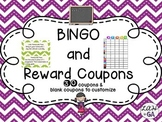 Class BINGO and Reward Coupons