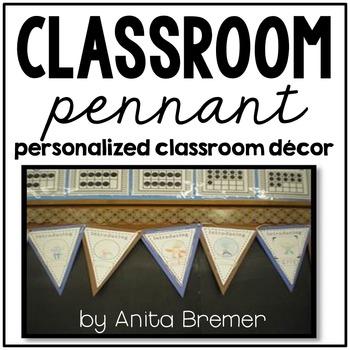 Class Banner/Pennant