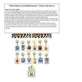 Class Behavior Chart - Wild Animal, Safari, or Jungle Theme