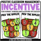 Class Incentive | Class Reward | Behavior Chart - Applicious Behavior