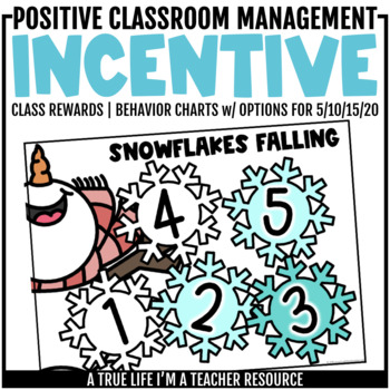Class Behavior Incentive - Blizzard Behavior