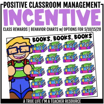 Class Behavior Incentive - Books/Reading